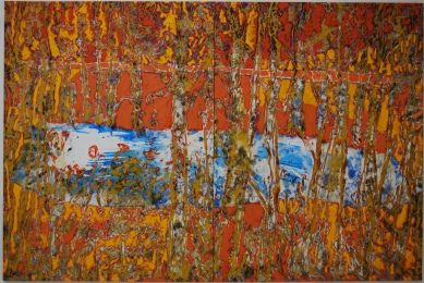 200×300 kt on canvas 2009