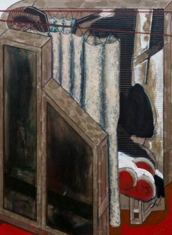 171x126 oil on canvas 1985