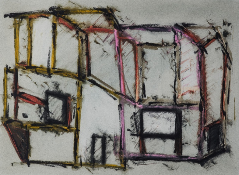 25x35 kt. on paper 2014