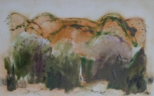 35x55 oil on canvas 2015