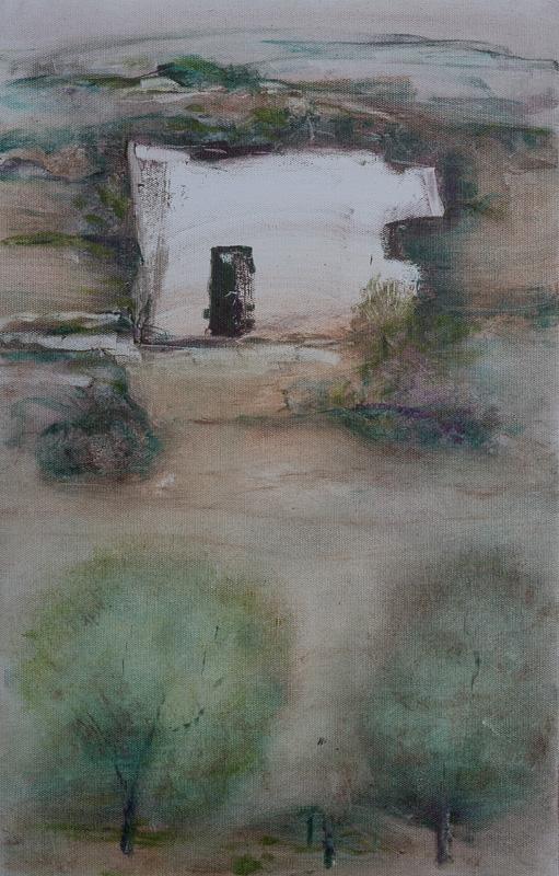 55x35 oil on canvas 2015